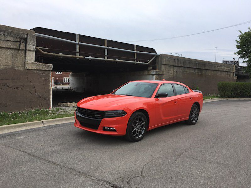 2017 Dodge Charger SXT Road Test and Review