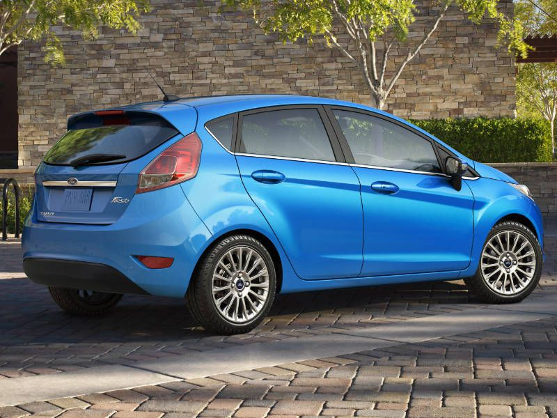 2017 Ford Fiesta Road Test And Review