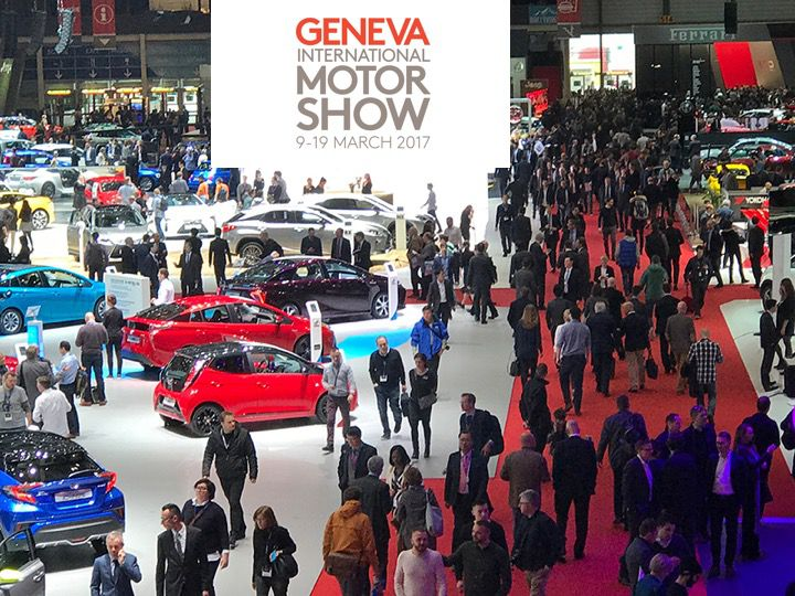 2017 Geneva Auto Show Mega Photo Gallery