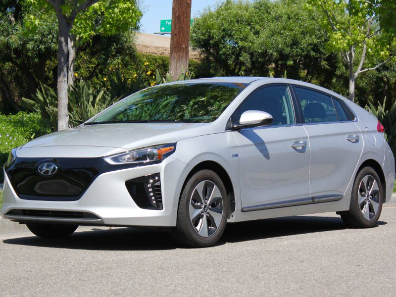 2017 Hyundai Ioniq EV  Road Test and Review