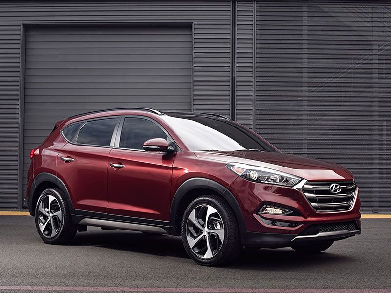 2017 Hyundai Tucson Road Test and Review