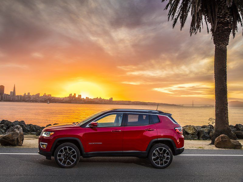 2017 Jeep Compass Road Test and Review