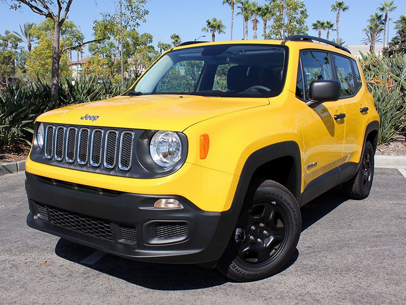 2017 Jeep Renegade Road Test And Review Autobytel Com