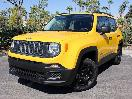 2017 Jeep Renegade exterior front angle by Miles Branman