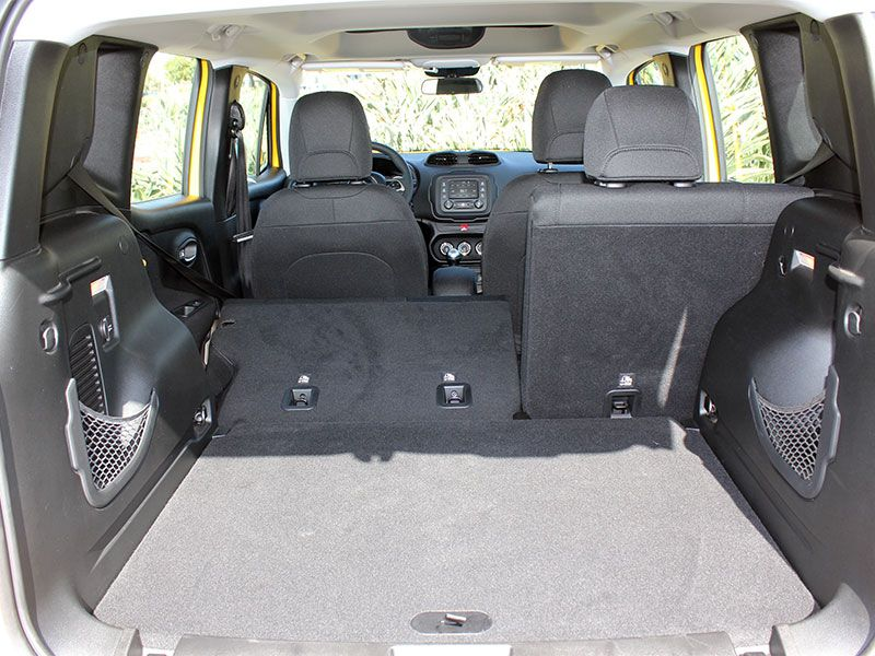 2017 jeep renegade road test and review. Black Bedroom Furniture Sets. Home Design Ideas