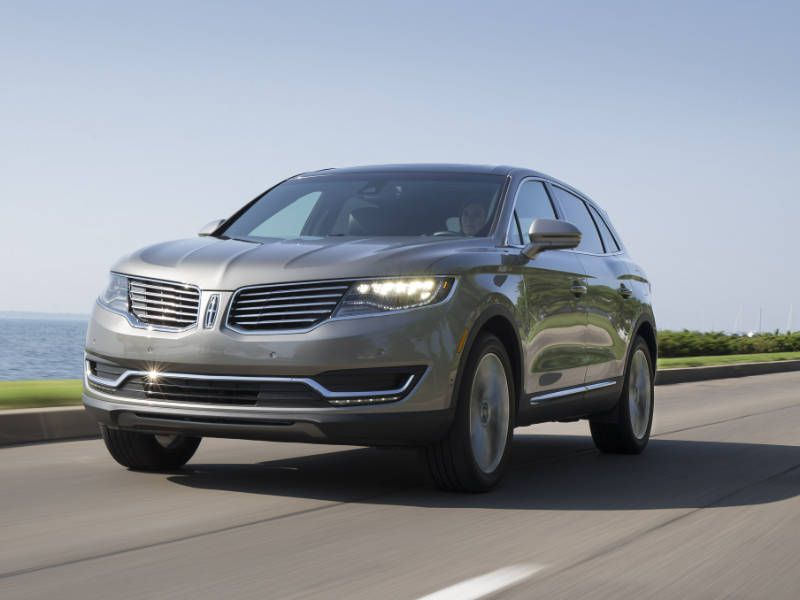2017 Lincoln MKX Road Test and Review