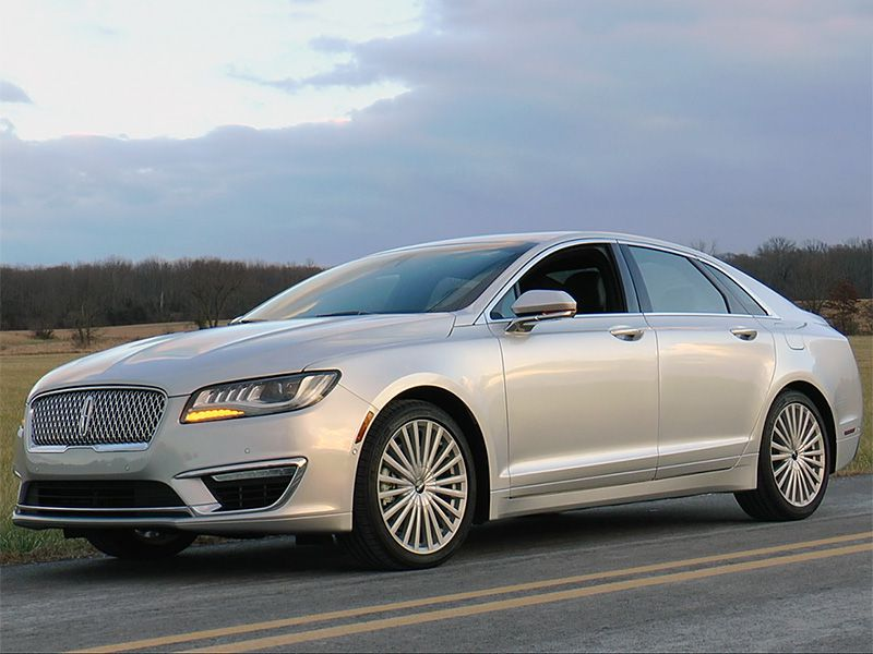 2017 Lincoln MKZ Road Test and Review