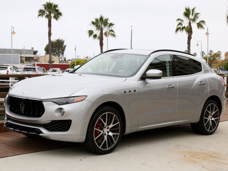 2017 Maserati Levante Road Test and Review