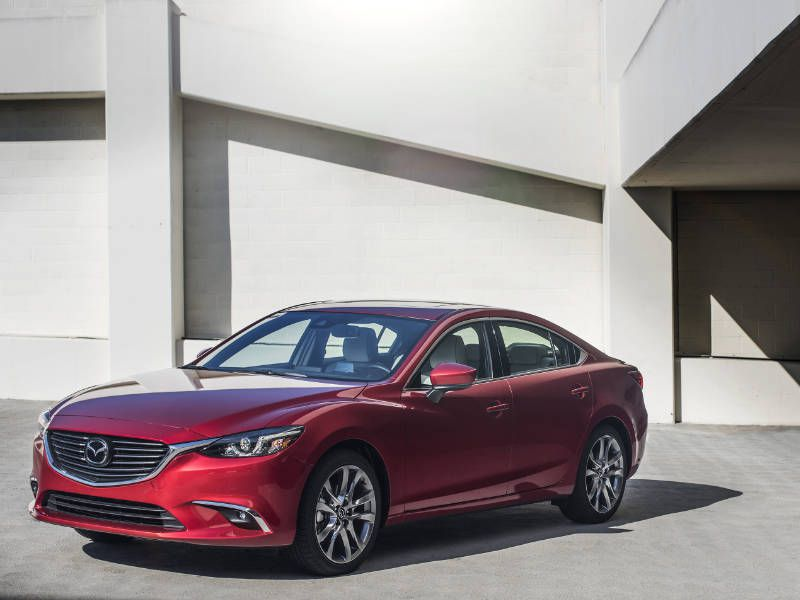 2017 Mazda Mazda6 Road Test and Review