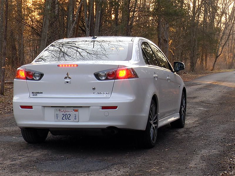 New 2017 Mitsubishi Lancer Road Test And Review  Autobytelcom