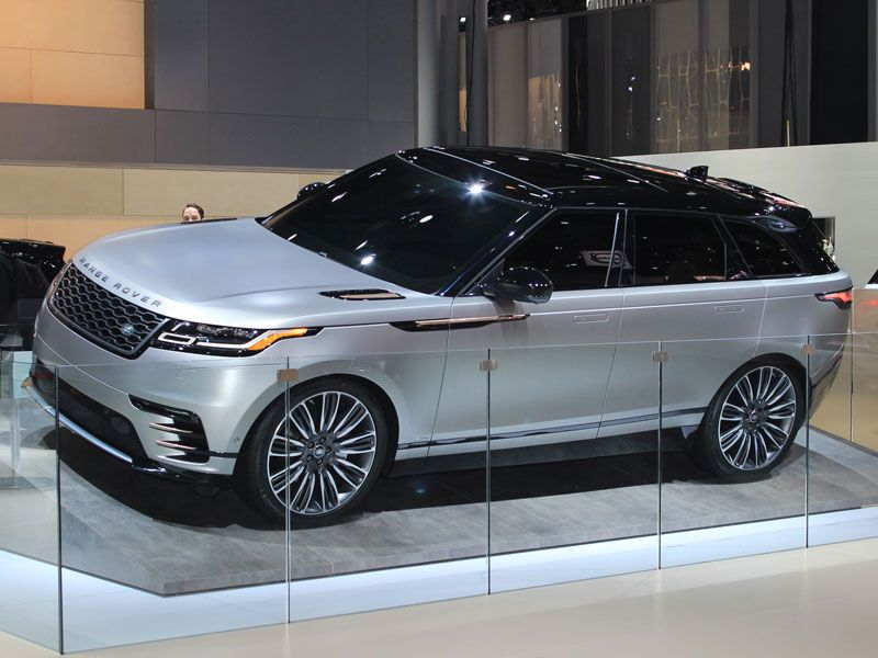 must see crossovers suvs at the 2017 new york auto show. Black Bedroom Furniture Sets. Home Design Ideas