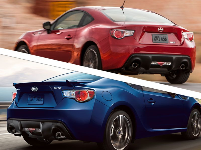 scion frs differences between 2014 and 2015 autos post. Black Bedroom Furniture Sets. Home Design Ideas