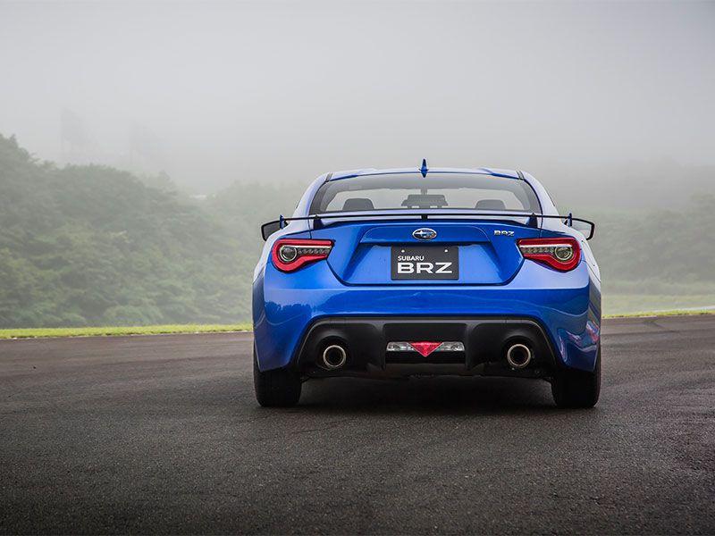 2017 subaru brz road test and review autobytelcom