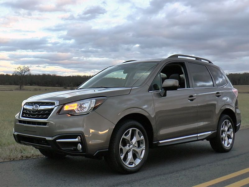 2017 Subaru Forester Road Test and Review | Autobytel.com