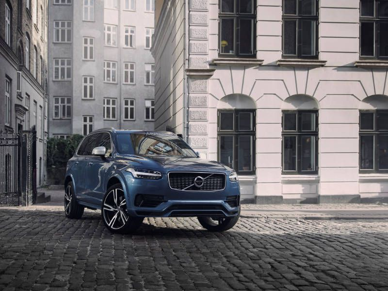 2017 Volvo XC90 Road Test and Review