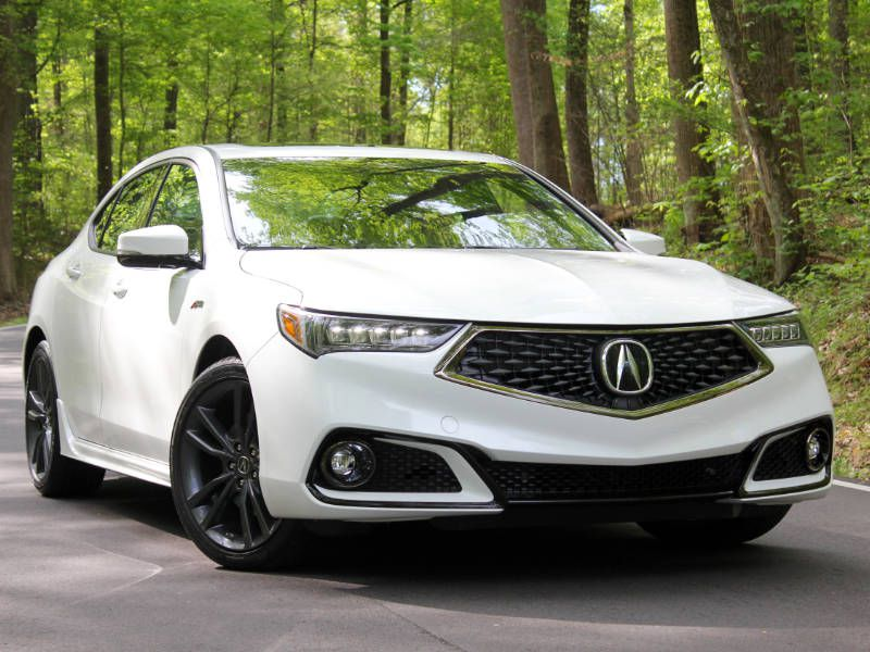 2018 Acura TLX Road Test and Review | Autobytel.com