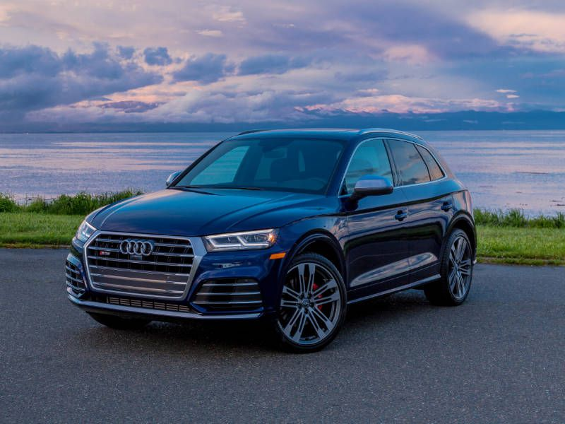 2018 audi sq5 road test and review. Black Bedroom Furniture Sets. Home Design Ideas
