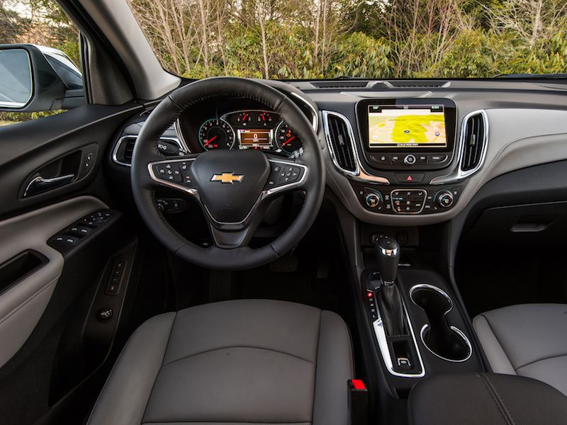 2018 Chevrolet Equinox Road Test And Review