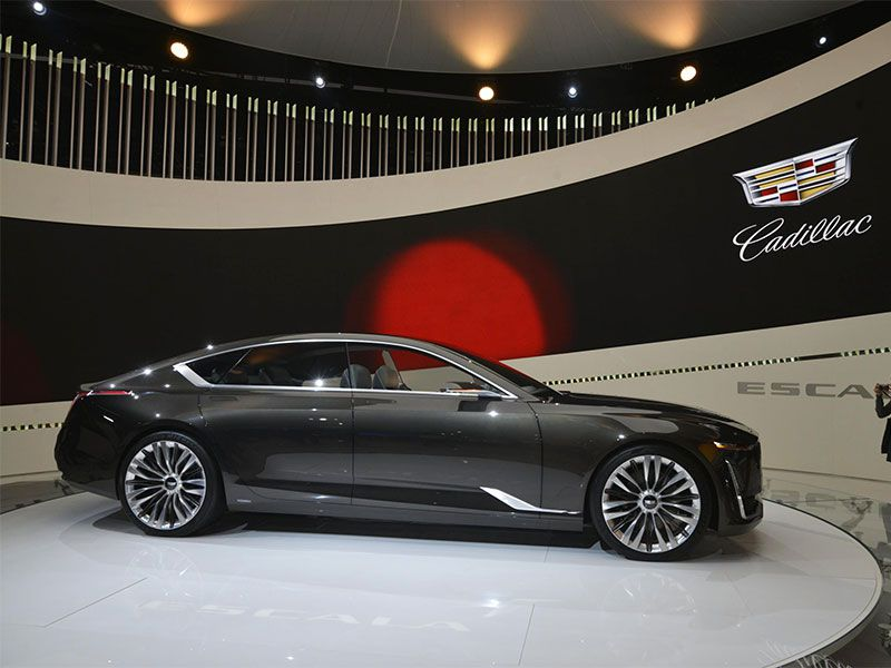 Unique MustSee Concept Cars From The 2016 LA Auto Show  Autobytelcom