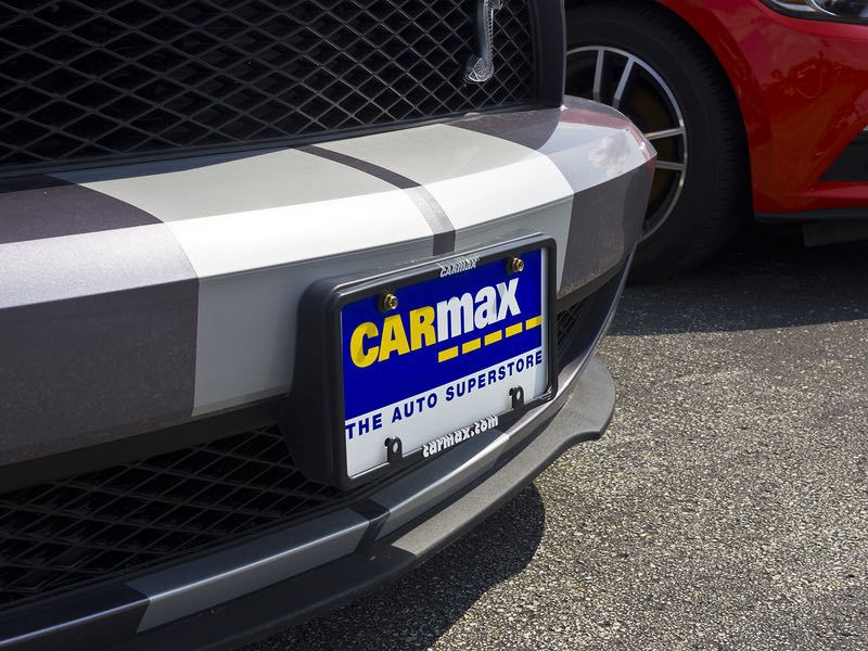 Carmax Used Car Warranty Insurance