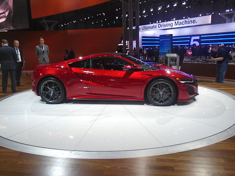 must see sports cars at the 2017 new york auto show. Black Bedroom Furniture Sets. Home Design Ideas