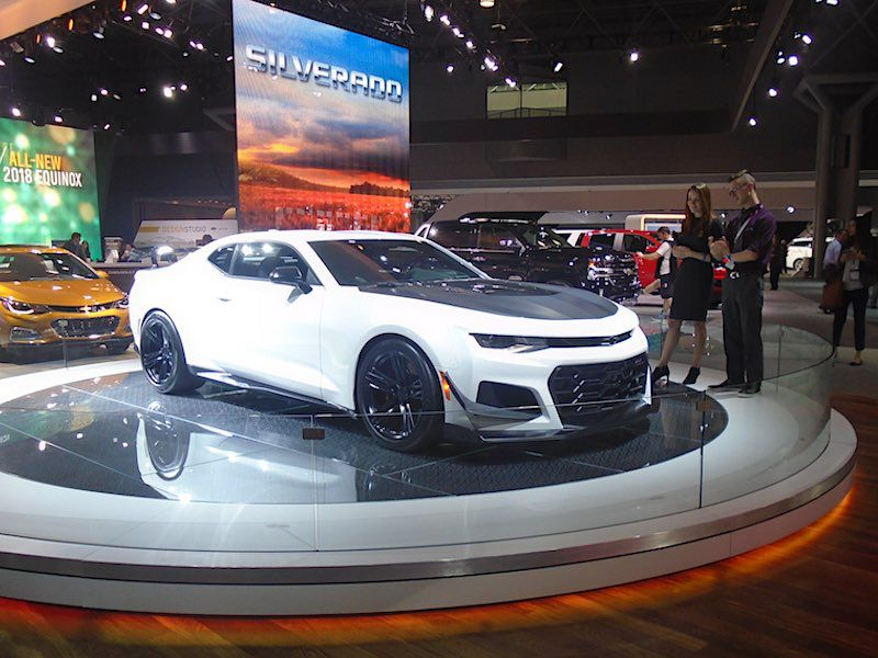 Must See Sports Cars At The 2017 New York Auto Show Autobytel Com