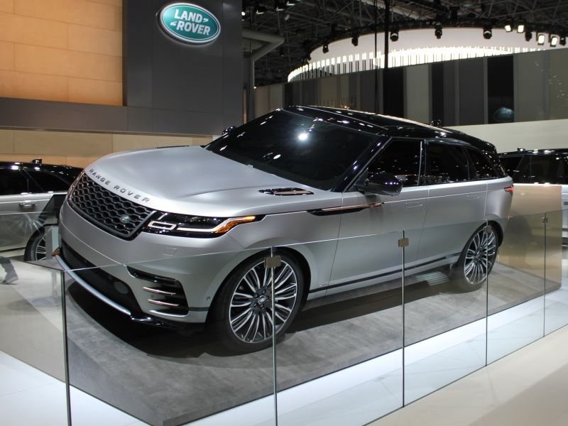 Innovative SUV And Truck Photos From The 2017 New York International