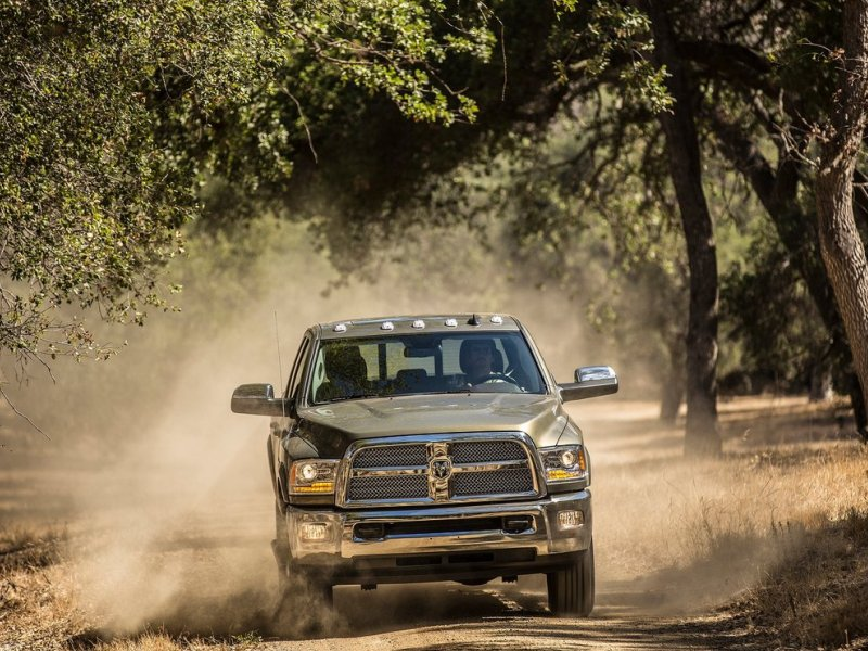 10 Top Turbocharged Trucks