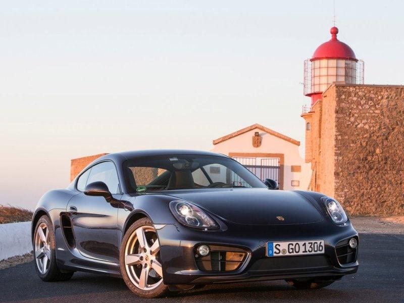 Porsche Boxster/Cayman