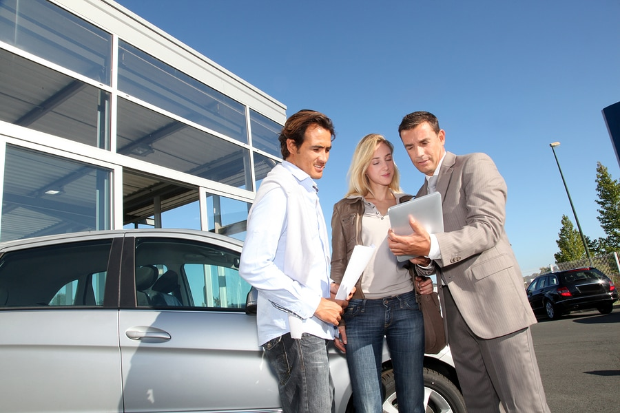 Where to find the lenders and dealers.
