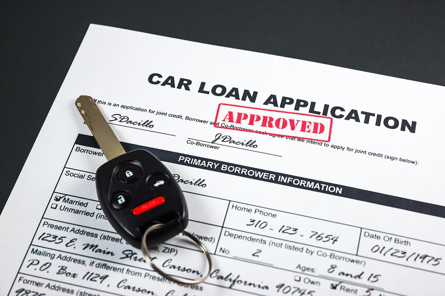 How To Take Out Loan For Car