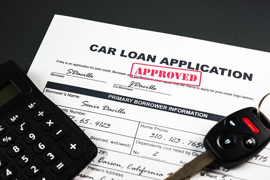 What Kind Of Car Loan Can I Qualify For