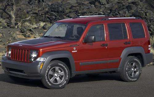 Edmunds.com 2011 Jeep Liberty Overview