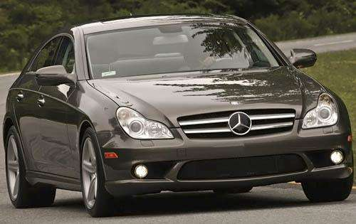 2011 Mercedes-Benz CLS-Class Review