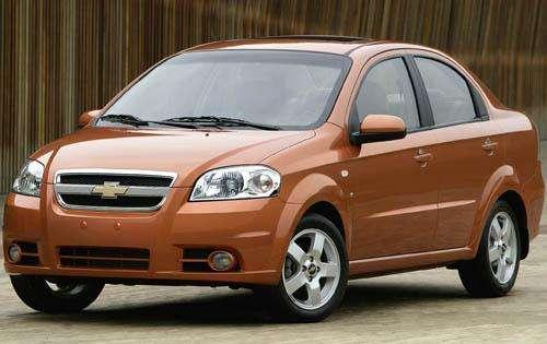 2011 Chevrolet Aveo Review