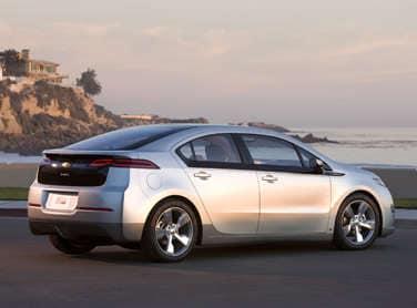 Krome on the 2011 Chevrolet Volt