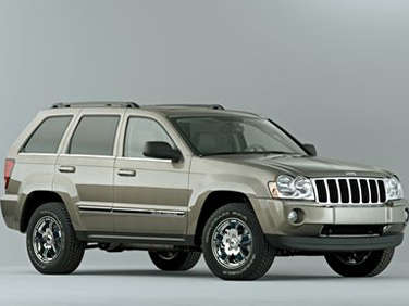 Used Jeep Grand Cherokee Buyer