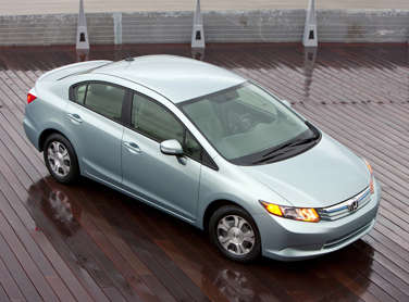 2012 honda civic hybrid first drive and review. Black Bedroom Furniture Sets. Home Design Ideas