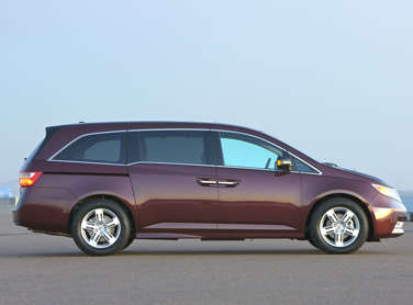 2011 Honda Odyssey Touring Elite Road Test Amp Review