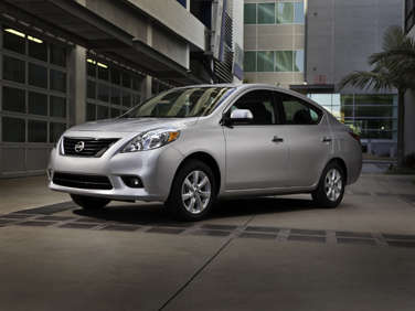 Introduction to the 2012 Nissan Versa