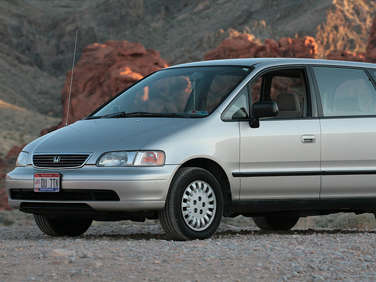 Used Honda Odyssey Buyer's Guide