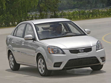 Quality and the 2011 Kia Rio