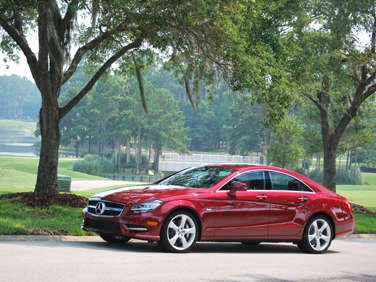 2012 Mercedes-Benz CLS550 Road Test and Review