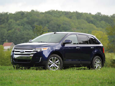 2011 Ford Edge Road Test and Review