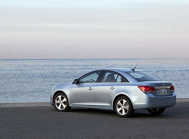 Chevy Cruze: The Sales Success Continues