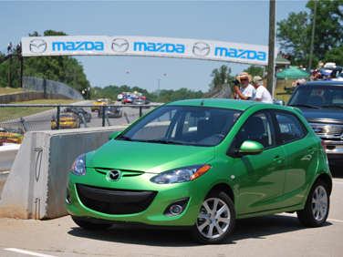 2011 Mazda MAZDA2 Road Test and Review