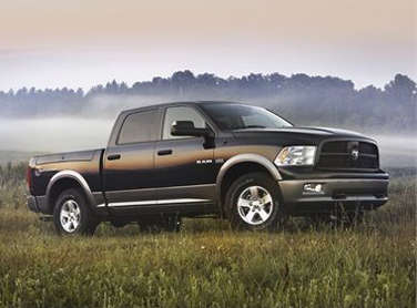 A Rebound for the Ram Pickup