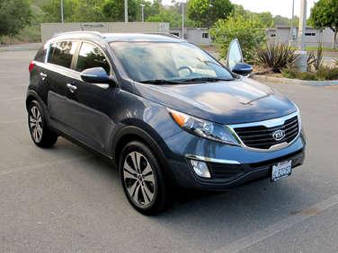 2011 Kia Sportage EX Road Test and Review