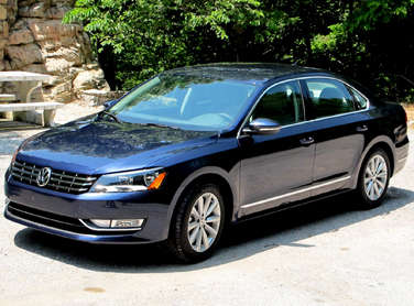 2012 VW Passat Press Launch: Stats, Pricing and an Inside Look at the New Tennessee Factory