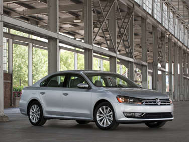 2012 Volkswagen Passat First Drive and Review